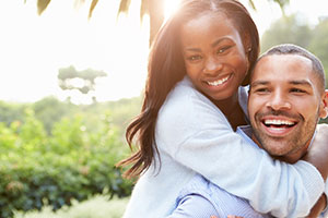 Male and Female couple with possible fertility or infertility problems